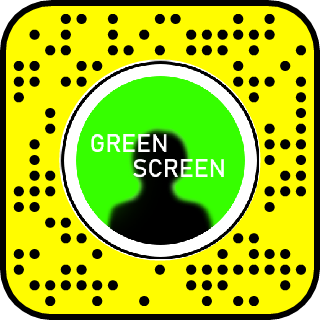 Green Screen Snapchat Lens Filter