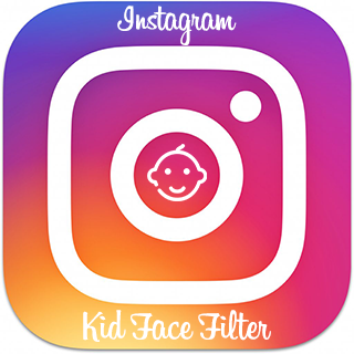 Baby Face Transformation Instagram Filter - Child, Kid & Toddler Lens