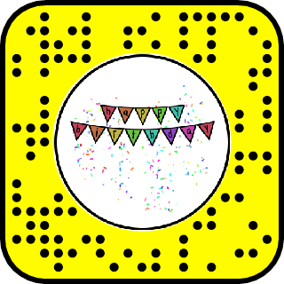 Happy Birthday Snapchat Lens Filter