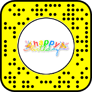 Top Birthday Snapchat Lenses Filters Best Snapcodes Of 2019