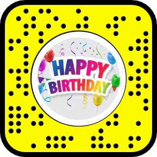 Yay It S My Birthday Snapchat Lens Filter